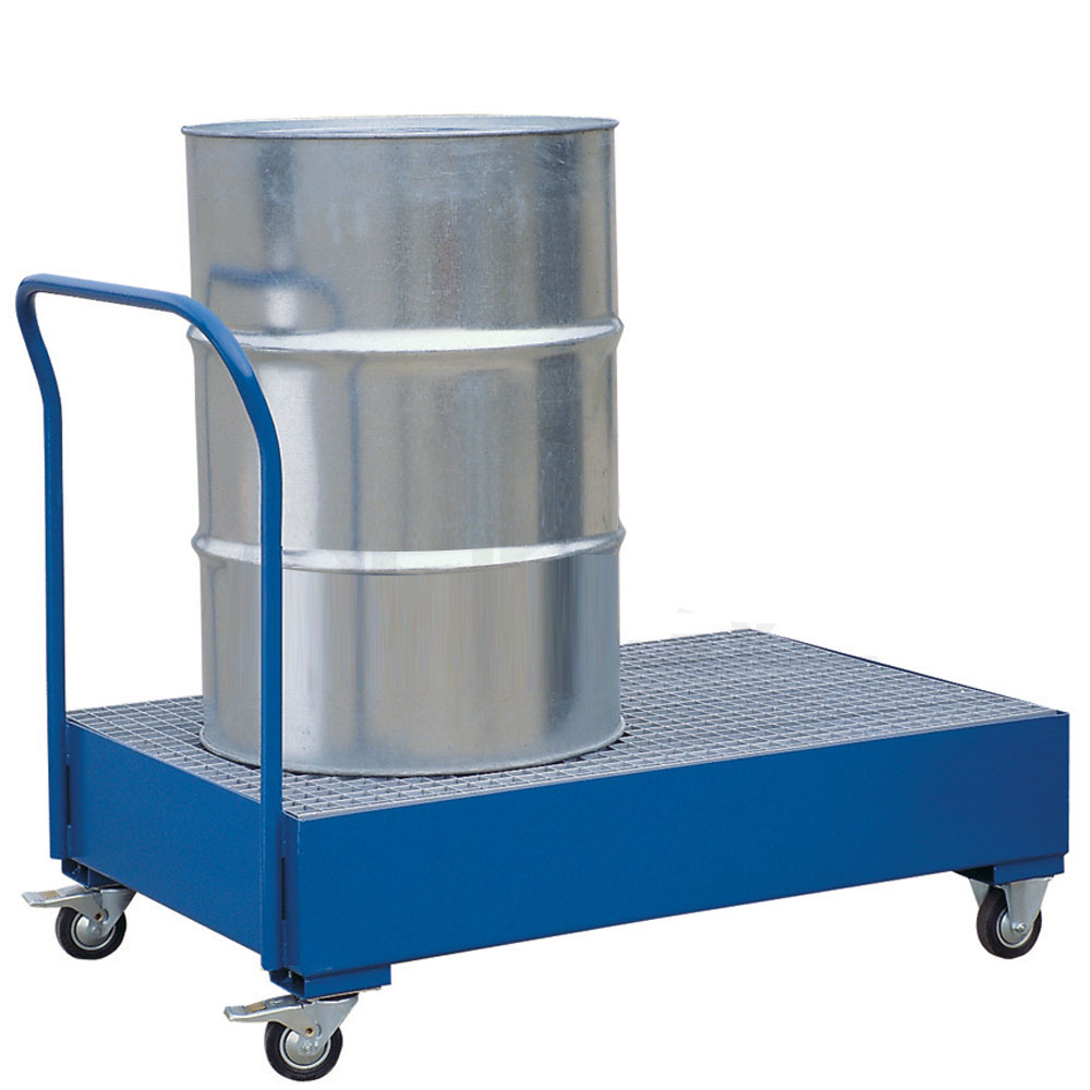 Wheelie Chemical Waste Container