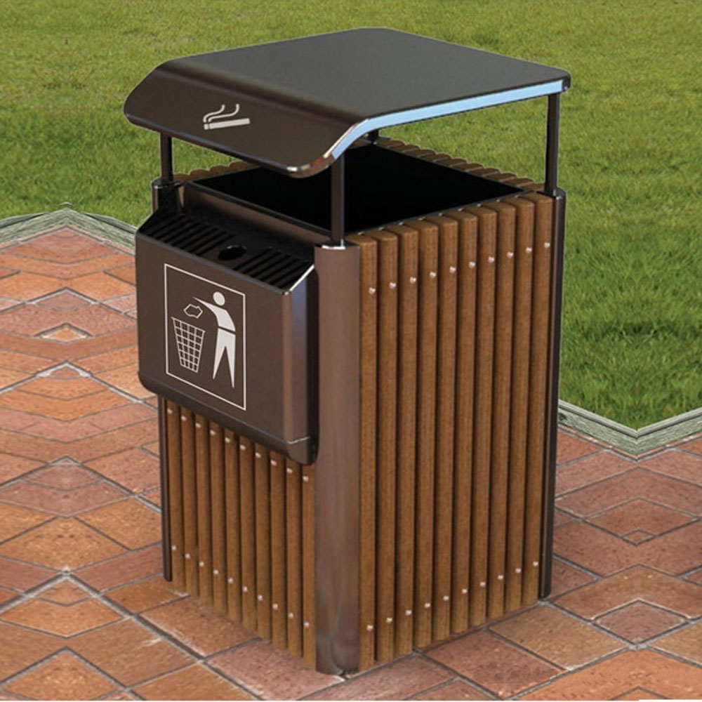 Outdoor Garbage Can CM02