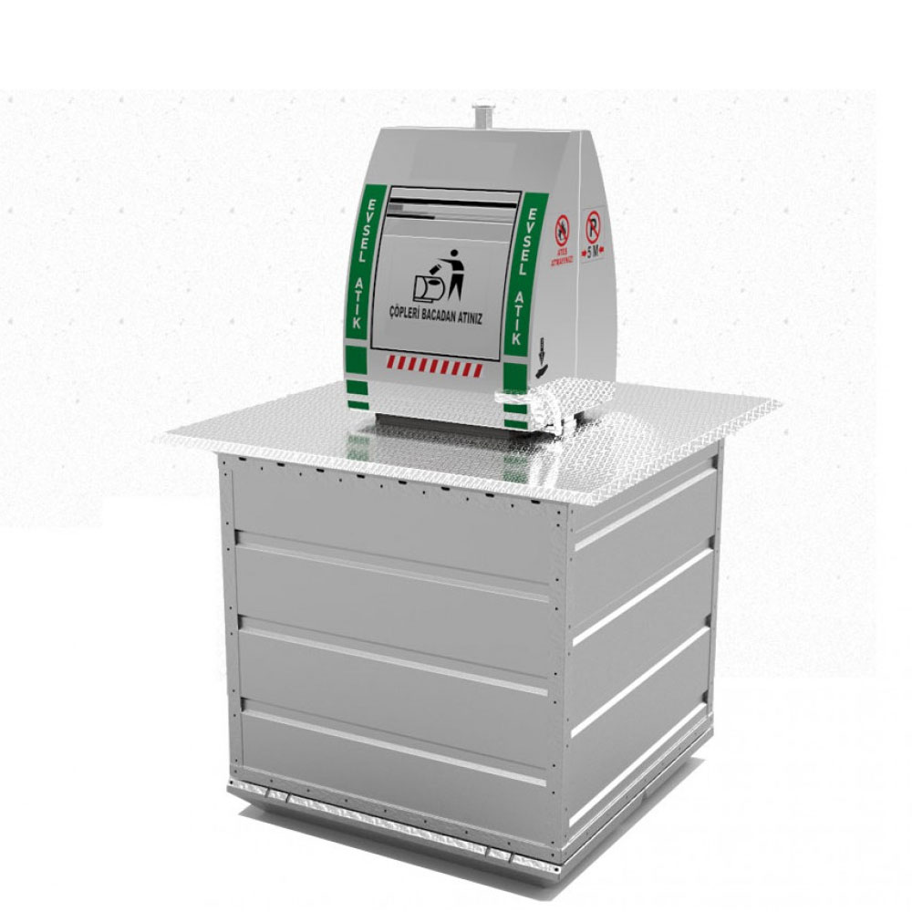Underground Waste Station 3500 l