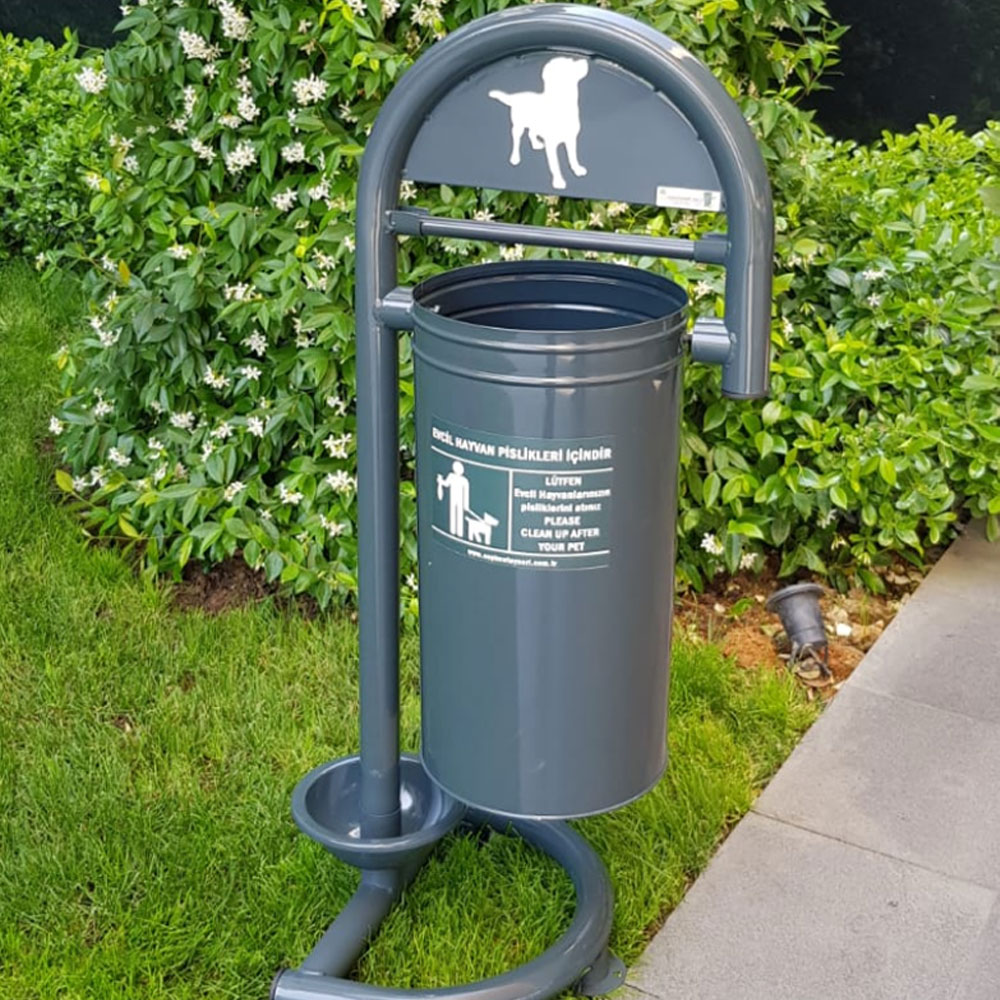 Pet Waste Can